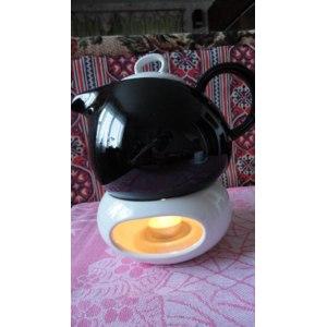 Чайник заварочный Loraine заварник с подставкой фото