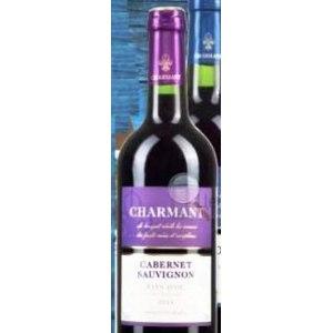 Вино красное полусухое Charmant Cabernet Sauvignon фото