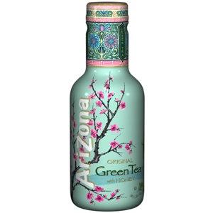 Зеленый чай Arizona  Green Tea with Honey фото