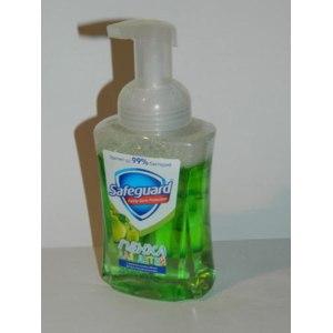 Пена для мытья рук Safeguard С ароматом свежего яблока фото