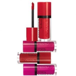 Жидкая губная помада Bourjois Rouge Edition Velvet lipstick фото