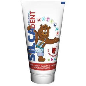 Детская зубная паста Silca Dent со вкусом колы фото