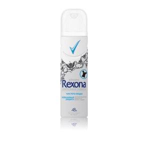 "Дезодорант-антиперспирант Rexona ""Чистота воды"" фото"