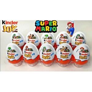 Кондитерское изделие FERRERO Kinder joy Super Mario фото