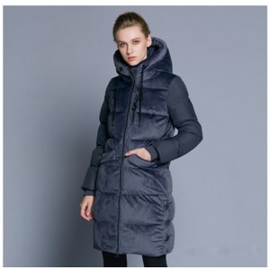 Куртка AliExpress ICEbear2018 new <b>high quality</b> winter velvet ...