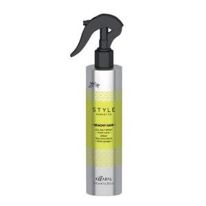 Спрей для волос Kaaral  Style Perfetto Beachy Hair Sea Salt Spray с морской солью фото