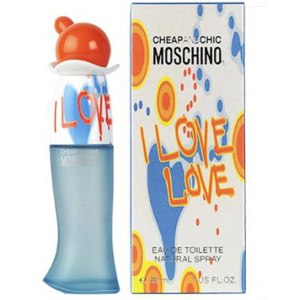 Moschino Cheap and Chic I Love Love фото
