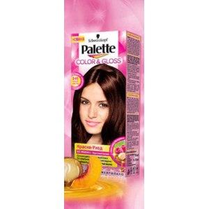 Краска для волос Palette Color and Gloss фото