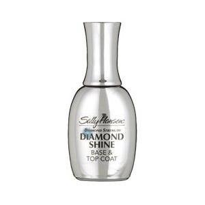 Лак для ногтей Sally Hansen Diamond Strenght Shine Base & Top Coat фото