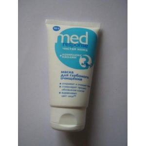 Маска для лица 36`6 Med Response для глубокого очищения фото
