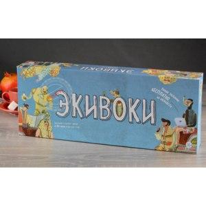 """Настольная игра """"Экивоки"""" (II издание) фото"""
