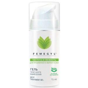 Гель Femegyl Точечного нанесения для  проблемной и жирной кожи фото
