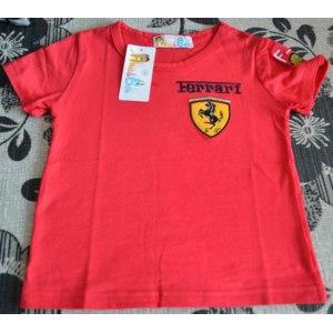 Футболка AliExpress New Hot Children T Shirt Boys Girls Summer T Shirt Fit 3-7Yrs Kids Short фото