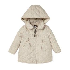Пальто Mothercare стеганое  фото