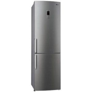 Двухкамерный холодильник LG GA-B489 ZMKZ  фото