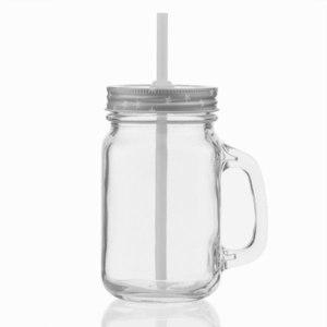 Чашка Fix Price С крышкой и трубочкой  фото