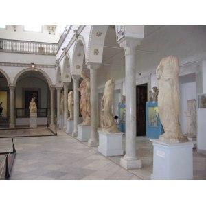 Национальный музей Бардо. Тунис фото