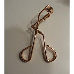 Щипцы для завивки ресниц Tweezerman золотые фото