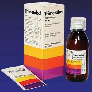 Лекарственный препарат Grupo Uriach Триметабол фото