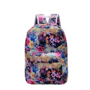 Рюкзак Aliexpress CIKER unisex backpack women printing backpacks fashion nylon waterproof laptop backpack high quality book school bags mochila фото