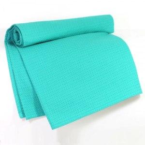 Полотенце банное Daribo SuperWaffle Emerald 70x150 см, артикул DA78044 фото