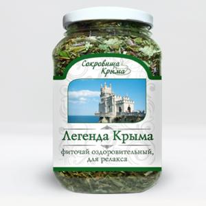 Фиточай Сокровища Крыма Легенда Крыма оздоровительный, для релакса фото