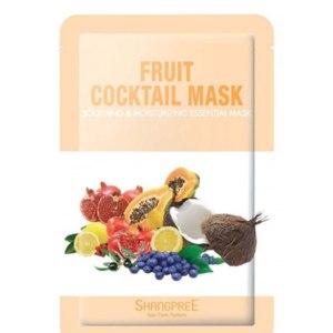 Тканевая маска для лица Shangpree Fruit Cocktail Mask фото