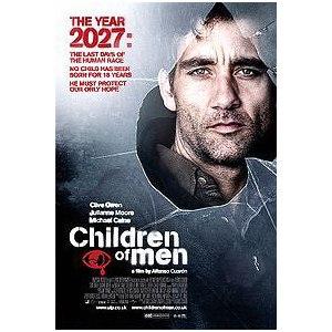 Дитя человеческое / Children of men (2007, фильм) фото