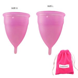 Менструальная чаша Aliexpress AneerCare фото
