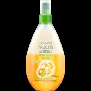 Спрей для волос Garnier Fructis Oil repair 3 Двойное восстановление с маслом оливы, авокадо и ши фото