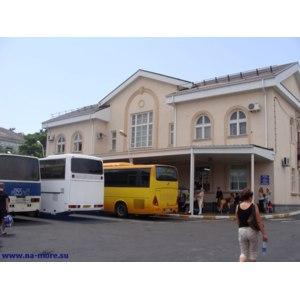 Автовокзал г. Анапа фото