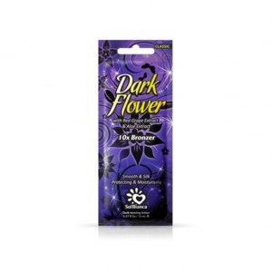 Крем для солярия SolBianca Dark Flower фото