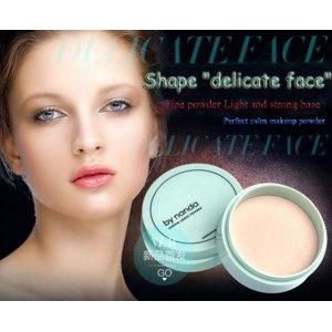 Пудра рассыпчатая Aliexpress 3 Color Translucent Pressed Powder with Puff Smooth Face Makeup Foundation Waterproof Loose PowderSkin Finish Setting Powder фото