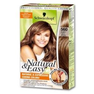 Краска для волос Schwarzkopf Natural & Easy фото