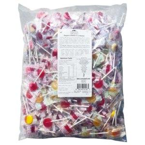 Органические леденцы YumEarth с витамином С, 5 фунтов (2270гр) фото