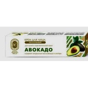 Крем для лица Невская косметика Питательный Авокадо для сухой и чувствительной кожи фото