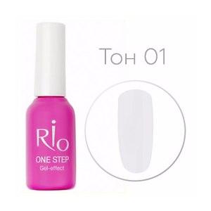 Лак для ногтей Rio One step gel effect фото