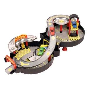 HTI (Halsall Toys International) Игровая парковка - Teamsters  фото