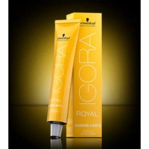 Краска для волос Schwarzkopf Igora Royal Fashion Lights  фото
