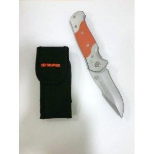 Ручной инструмент Truper Нож складной, 101,6 мм фото