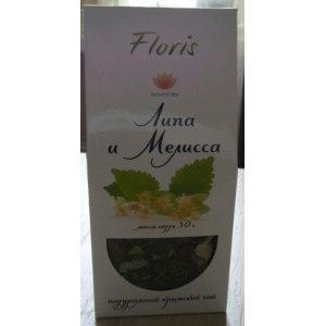 Травяной чай Floris Липа и мелисса фото
