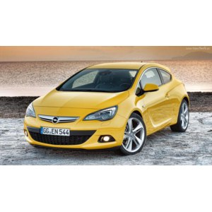 Opel Astra GTC - 2012 фото