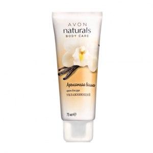 Крем для рук Avon Naturals Ароматная ваниль фото