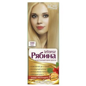 Краска для волос   Acme color Рябина Intense фото