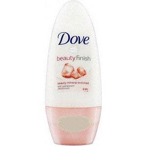 Дезодорант-антиперспирант Dove beauty finish сияющие минералы шариковый фото