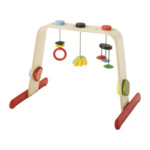 IKEA LEKA тренажер для младенца (мобиль) фото