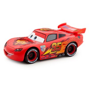 Игрушка Disney Lightning McQueen Die Cast Car - Cars 2 Тачки Молния маккуин фото
