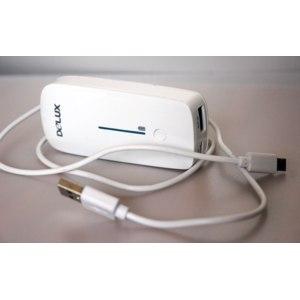Портативное зарядное устройство Delux DLP-09 5200 mAh фото
