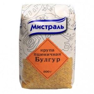 Крупы Мистраль Крупа пшеничная Булгур фото