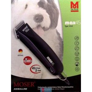 Машинка для стрижки животных Moser Max 45 (Type 1245) фото